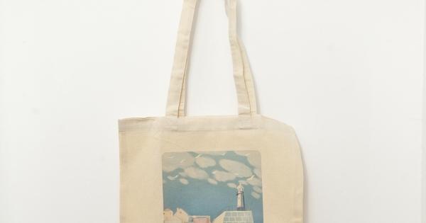 0a54c6d9c92c Cotton Tote Bag  St Ives Design – Morva Marazion