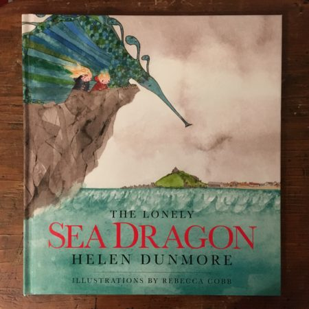 The Lonely Sea Dragon