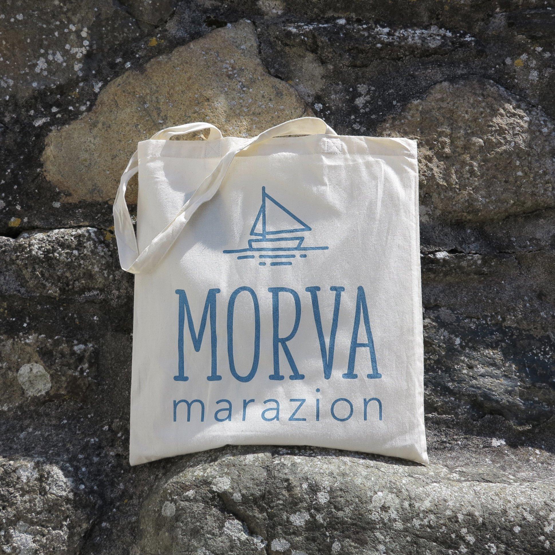177b3eaf4698 Morva Tote Bag – Morva Marazion
