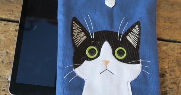 5f331426d27f Cat Design Tablet Case – Morva Marazion